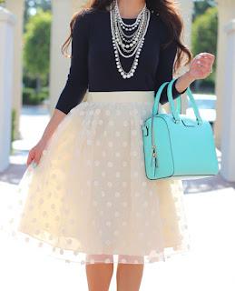tulle skirt online
