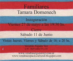 Familiares. Vendrás Alguna Vez. La Plata. 2011.