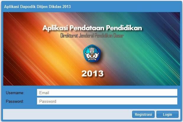 Masalah Layar Kosong Setelah Sinkronisasi Patch 2.07 Dapodik 2014