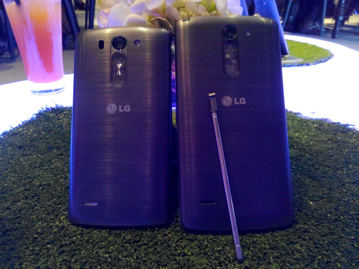 LG G3 Stylus & LG G3 Beat Launched, Affordable Midrange Flagships Starting at P13,990