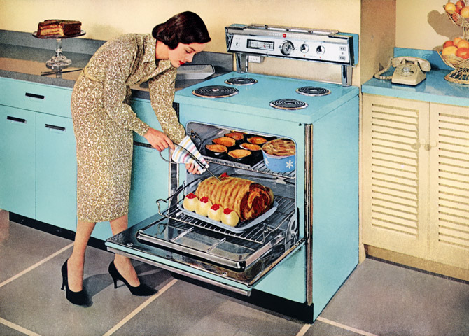 Vintage clothing love october 2011 for Dream kitchen appliances