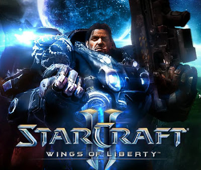 Star Craft 2 Wings of Liberty
