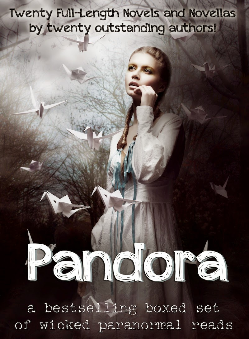 Pandora Boxed Set cover