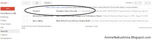 Cek E-mail