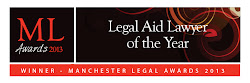 Manchester Legal Awards Winner