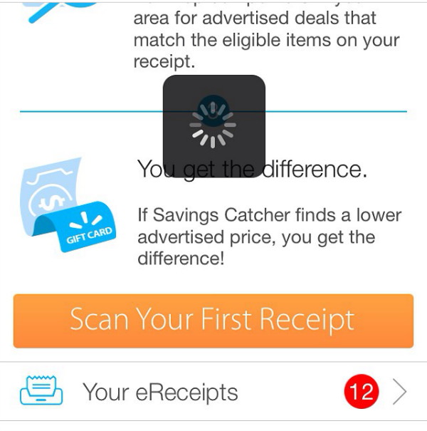 Aprons and stilletos easy savings with walmart savings catcher