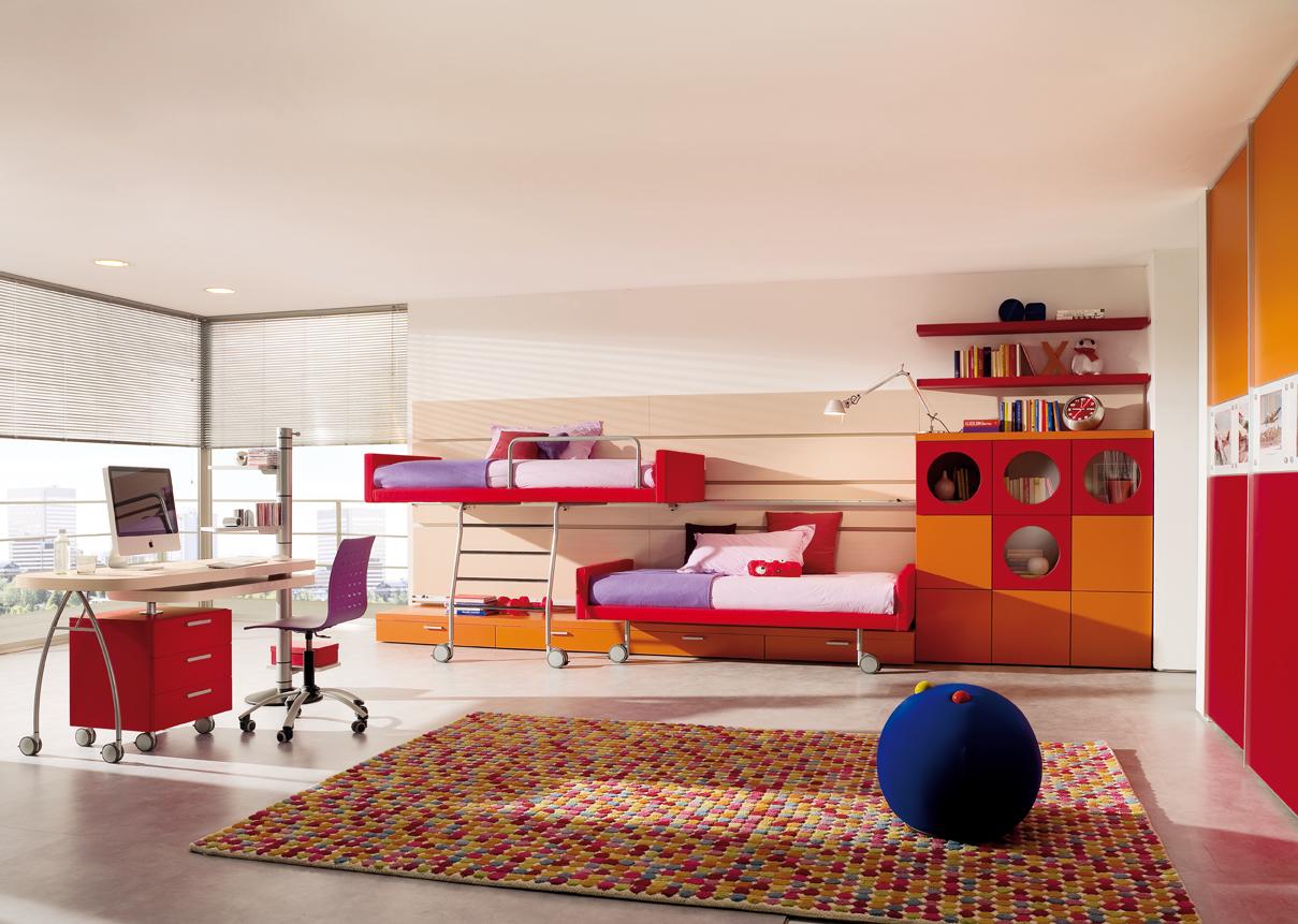 Bonetti camerette bonetti bedrooms immagini camerette per for Cameretta per due