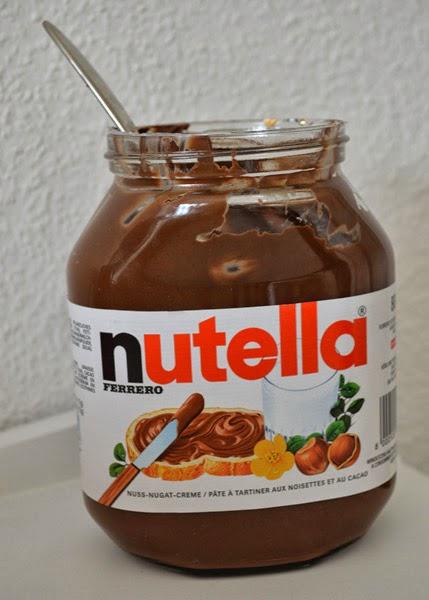 Nutella Monday