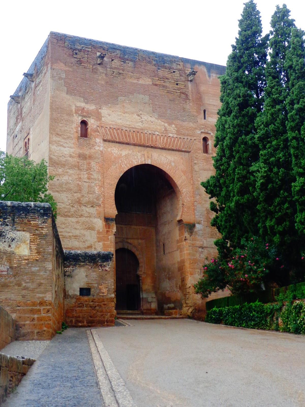 Resultado de imagen de puerta de la justicia alhambra granada