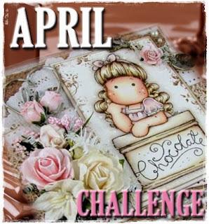 April Challenge - Chocolate