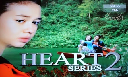 Heart Series 2. Sinopsis Heart Series 2. Gambar Heart Series 2. Sinetron Heart Series 2 Astro Ria. Pelakon Heart Series 2. Yuki Kato – Rachel, Olivia Jensen – Olivia, Adipati Dolken – Farel, Pamela Bowie – Luna, Sahila Hisyam – Vandra, The Rocketz.
