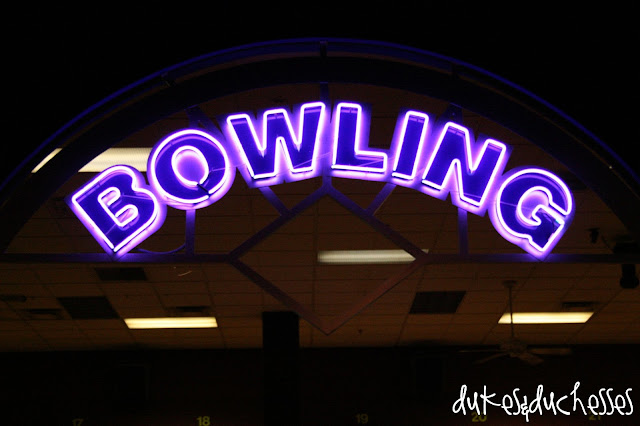 Dukes and Duchesses: A Bowling Party