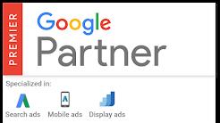 Kiemelt Google AdWords ügynökség vagyunk