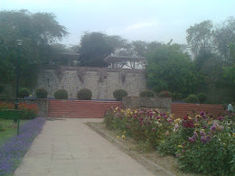 Talkatora Garden in Delhi