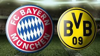 Hasil Pertandingan Bayern Munchen vs Borussia Dortmund