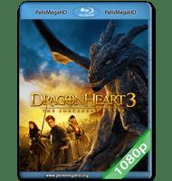 CORAZÓN DE DRAGÓN 3: LA MALDICION DEL BRUJO (2015) FULL 1080P HD MKV ESPAÑOL LATINO