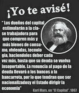 MARX YA LO DIJO