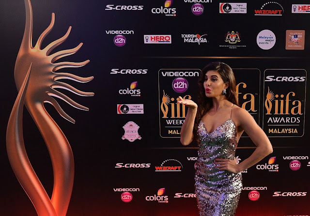 jacqueline Fernandez Super Sexy Stills From The IIFA Rocks Event During 16th International Indian Film Academy (IIFA) Awards 2015 At Istana Budaya in Kuala Lumpur
