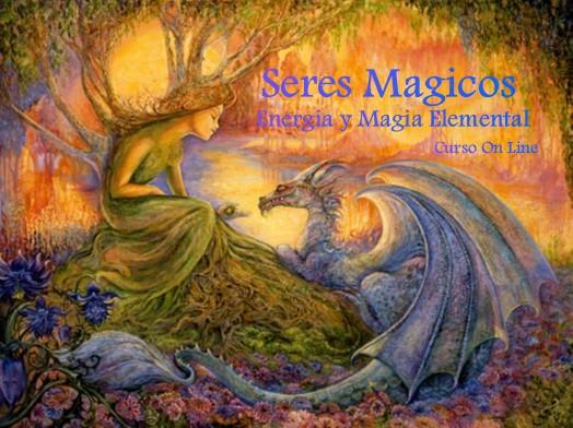 """♥ """"SERES MAGICOS: ENERGIA Y MAGIA ELEMENTAL"""" ♥"""