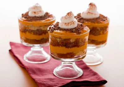 Orange tiramisu  mascarpone soletillas  ristretto Dessert Recipe in english