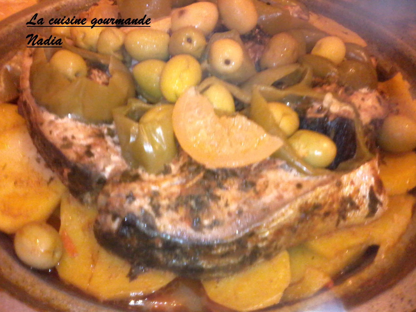 La cuisine gourmande tajine de requin for Cuisine gourmande