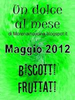 Un dolce al mese - Sfida di Maggio  2012
