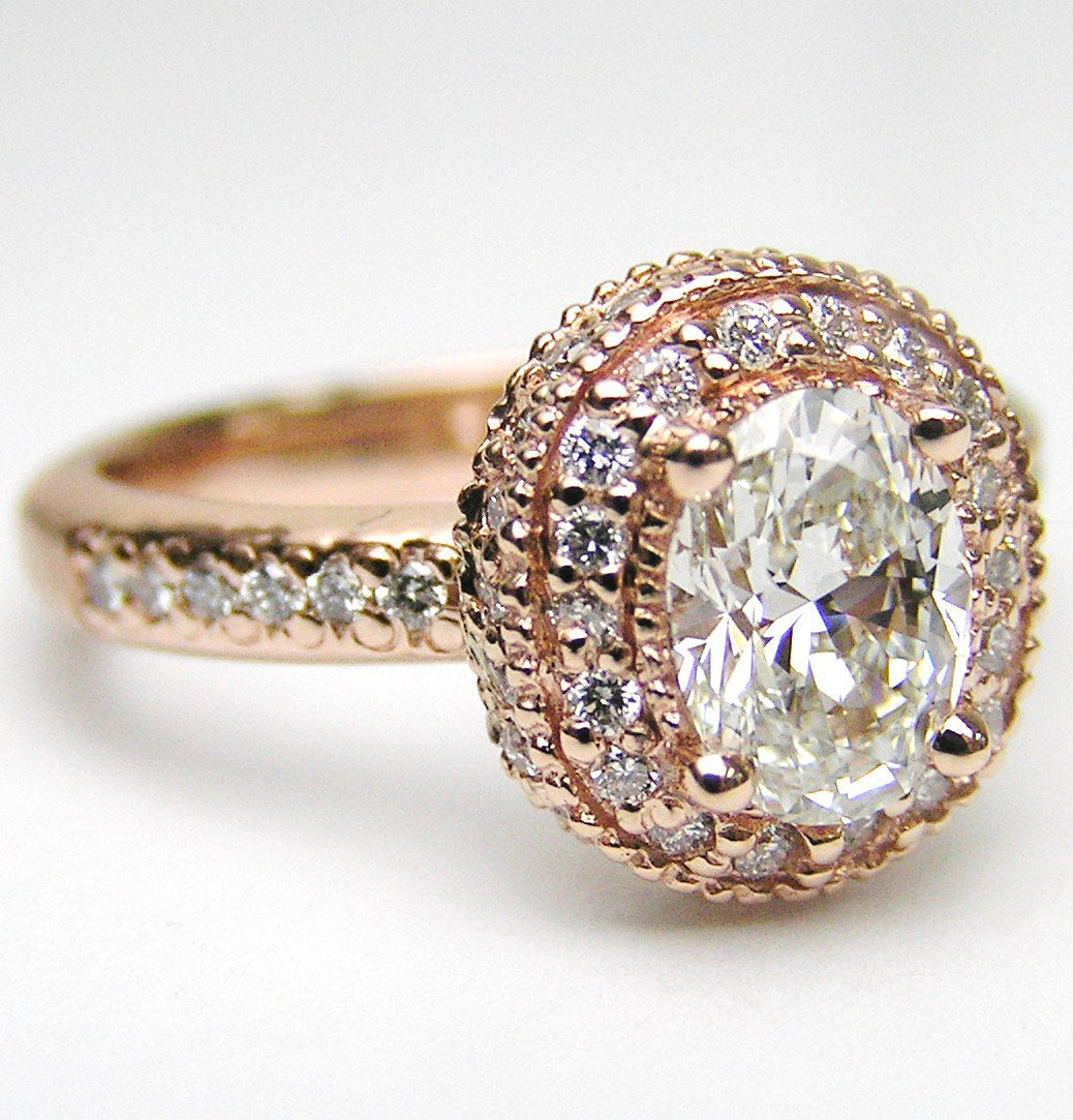 the best modern vintage engagement rings ring review On vintage wedding bands