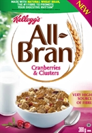 All-Bran Cranberries & Clusters