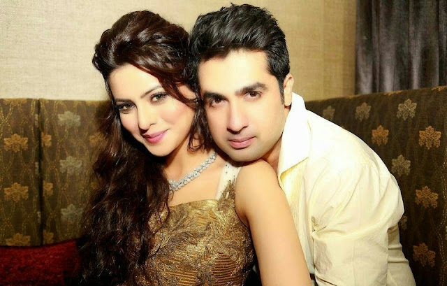 Aamna Sharif gives birth to a baby boy