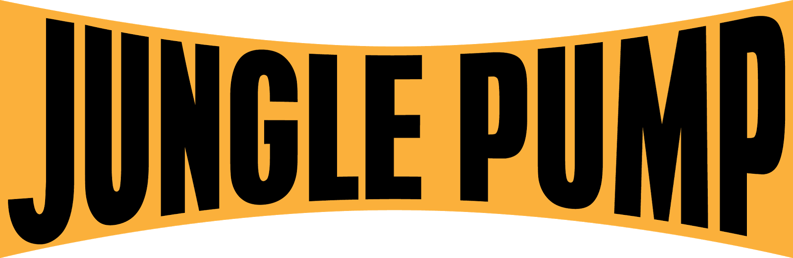 Jungle Pump fitness class logo by Sarah Pecorino for The Zoo Health Club NH