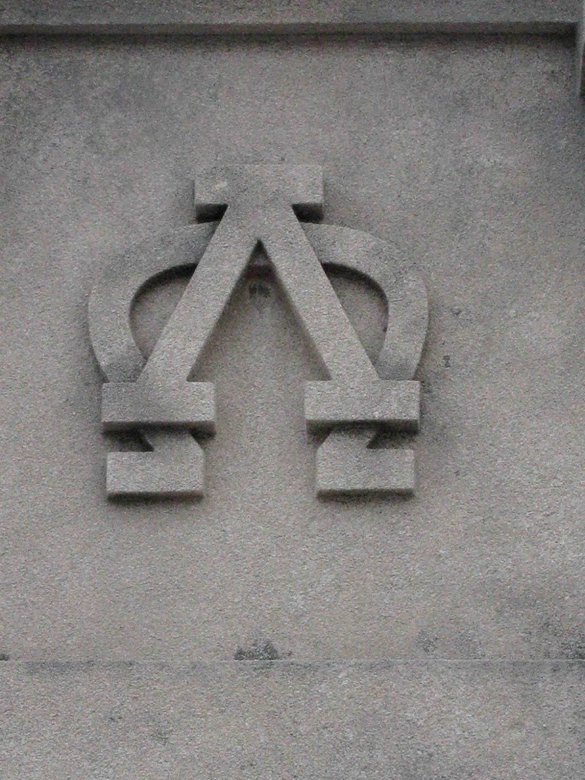 A Grave Interest Religious Symbols In The Cemetery