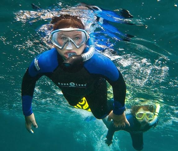 Snorkeling en las Islas Galápagos