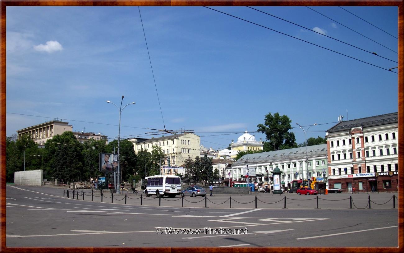Staraya Square, Moscow