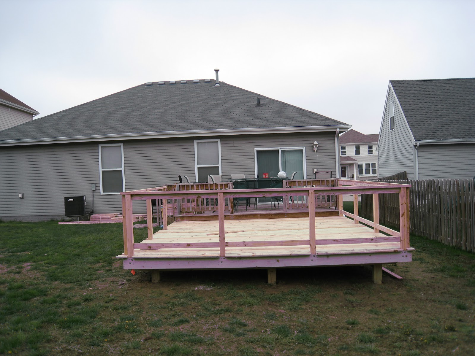 16x16 deck plans pictures to pin on pinterest pinsdaddy for 16 by 16 deck plans