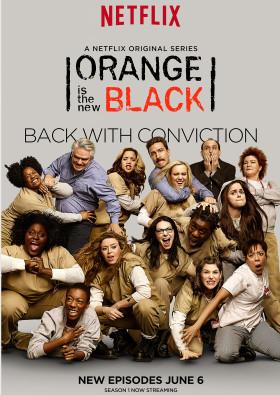 Assistir Orange Is The New Black 2 Temporada Dublado e Legendado