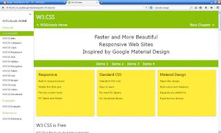 W3-CSS