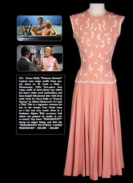 grace kelly dress to catch a thief. dresses To Catch a Thief, 1955 grace kelly dress to catch a thief. tattoo