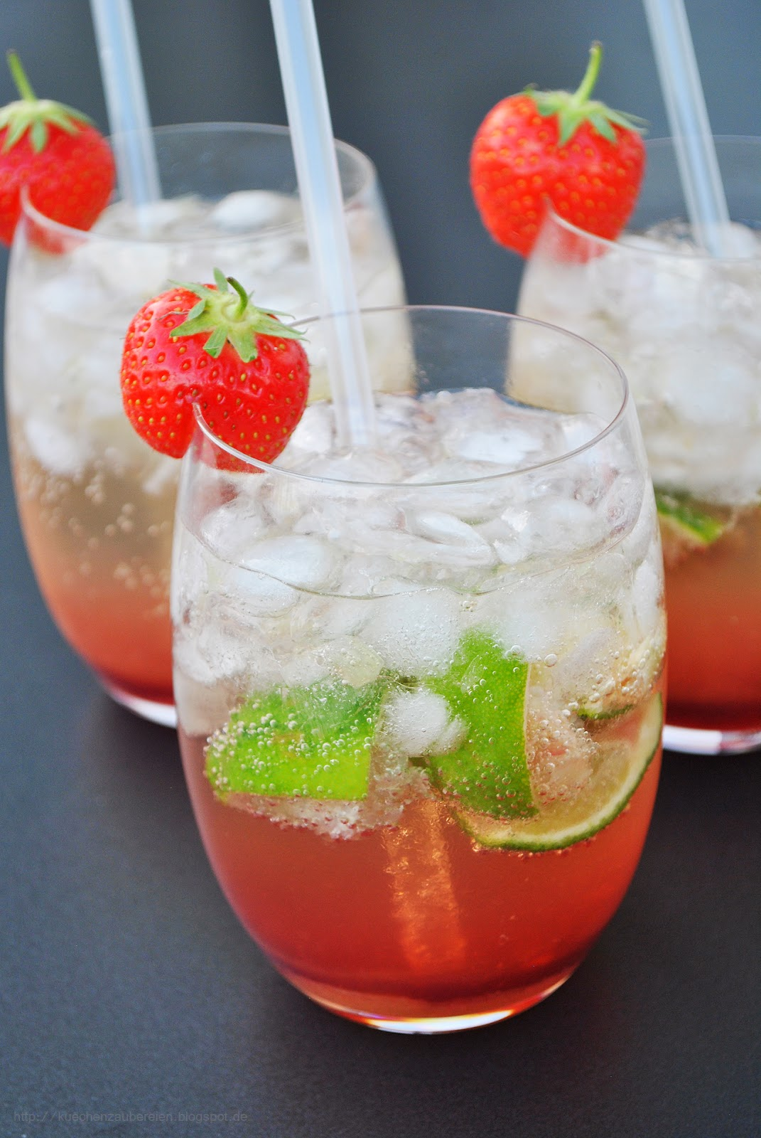 strawberry ipanema alkoholfrei k chenzaubereien bloglovin. Black Bedroom Furniture Sets. Home Design Ideas
