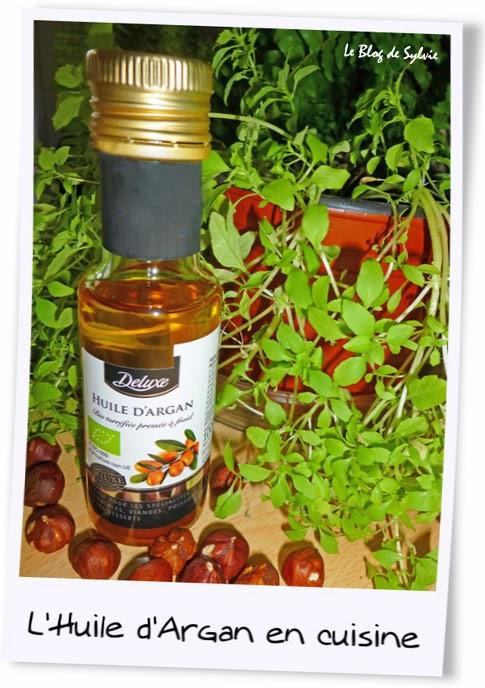le blog de sylvie l 39 huile d 39 argan en cuisine