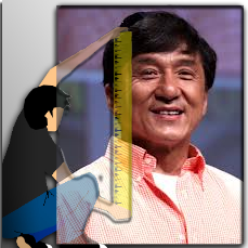 Jackie Chan Height - How Tall