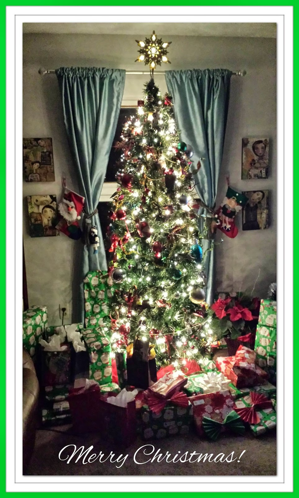 Merry Christmas! --Christmas 2014 How Did I Get Here? My Amazing Genealogy Journey