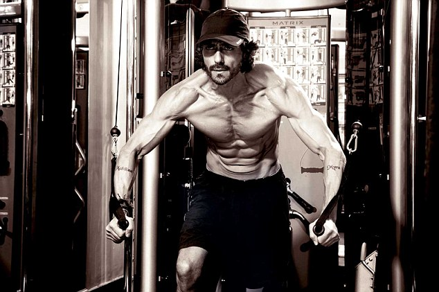 Arjun Rampal Workout - Sculpted Body Pictures  Arjun