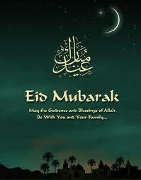 Eid Mubharak