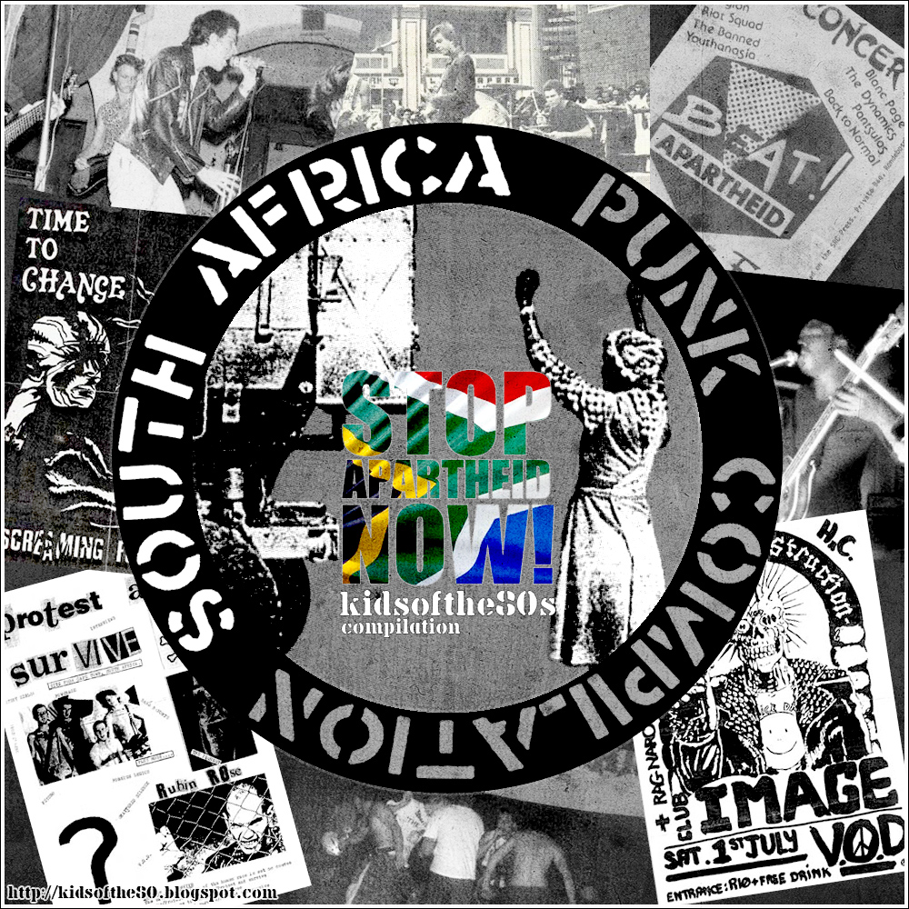 South Africa Man Bands: South African Punk Downloads: V.A.