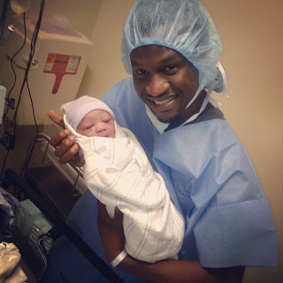 P-Square's Paul Okoye Becomes A Father Welcome Baby Andre Okoye