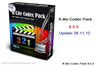 K-Lite Codec Pack 9.5.5