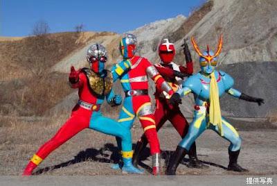 Kamen Rider 40th Anniversary Film Adds Kikaider