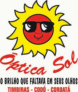 Óptica Sol - ´´ O Brilho Que Faltava Em Seus Olhos ``