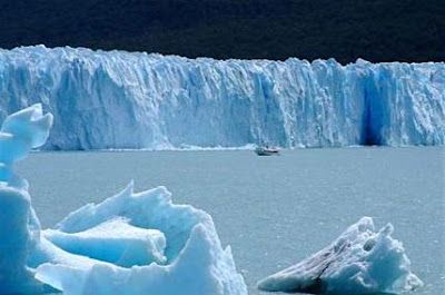 glaciar upsala patagonia argentina