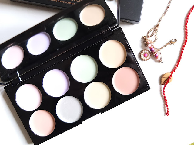 NEW: Make Up Revolution Ultra Base Corrector Palette